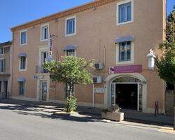 Hôtel Restaurant - La bastide d'Entraigues - Provence